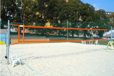 beachvolleyball net PROFI 4